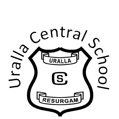 Uralla Central School logo